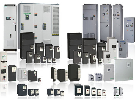 Schneider Electric - производитель приводной техники