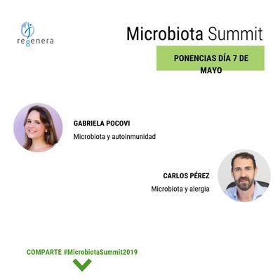 Conferencia Autoinmunidad y Microbiota