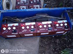 Baterie Nacela