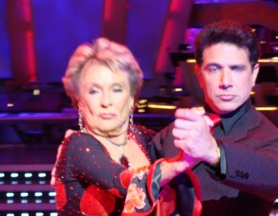 Corky Cloris Dancing