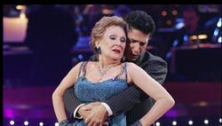 Corky and Cloris Tango
