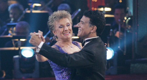 Corky Ballas Dancing With The Stars