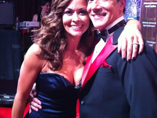 Brooke Burke quote Corky Ballas, Are Your Children Listening To YOU?