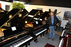 Player Piano Installations by The Player Piano Guy