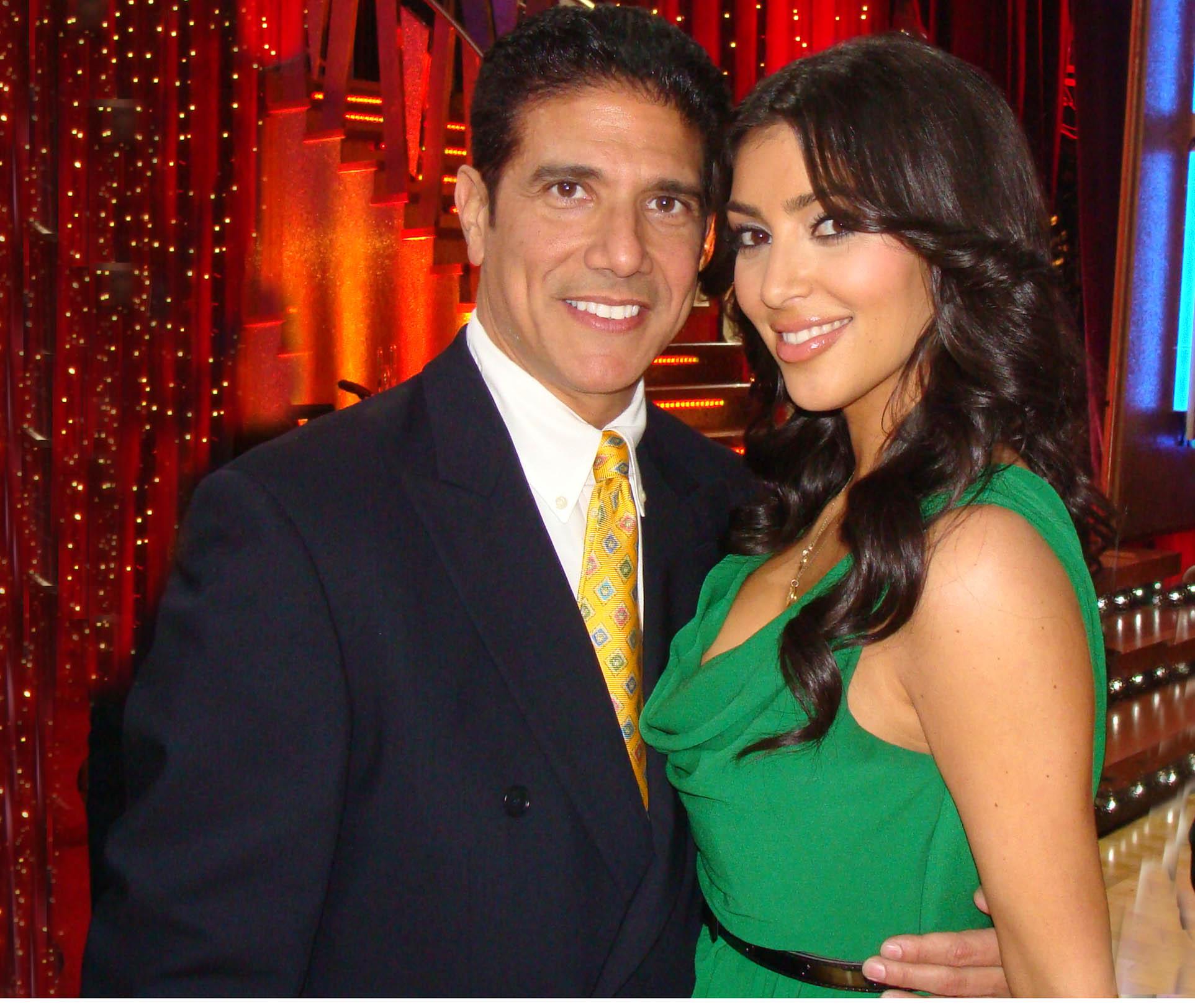 Corky Kim Kardashian