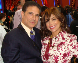 Corky and Paula Abdul