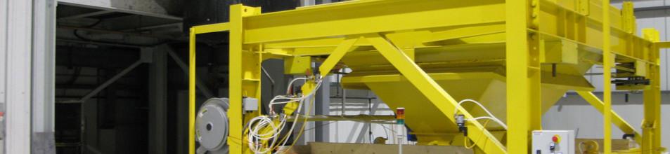 Gantry On rails