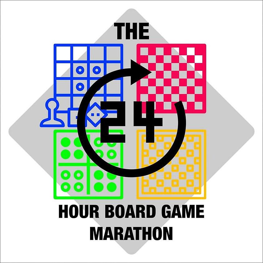the 24 Hour Board Game Marathon 2021