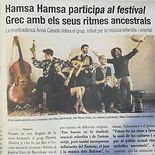 Ofer Ronen Grec festival