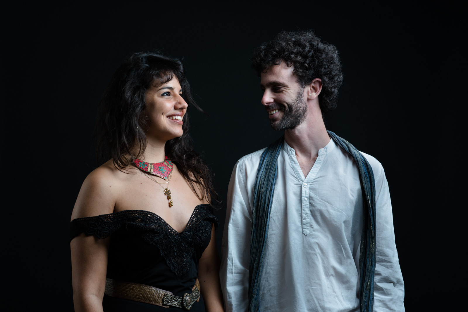 Ofer Ronen Tamar Bloch Duo Andalus