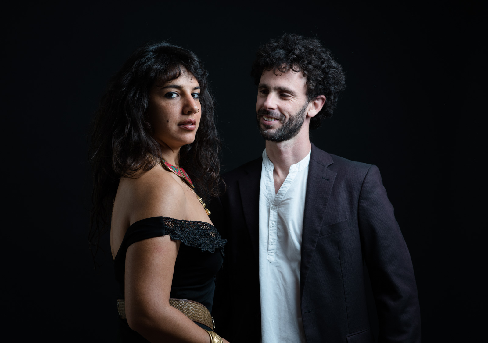 Ofer Ronen Tamar Bloch Duo Andalus 2