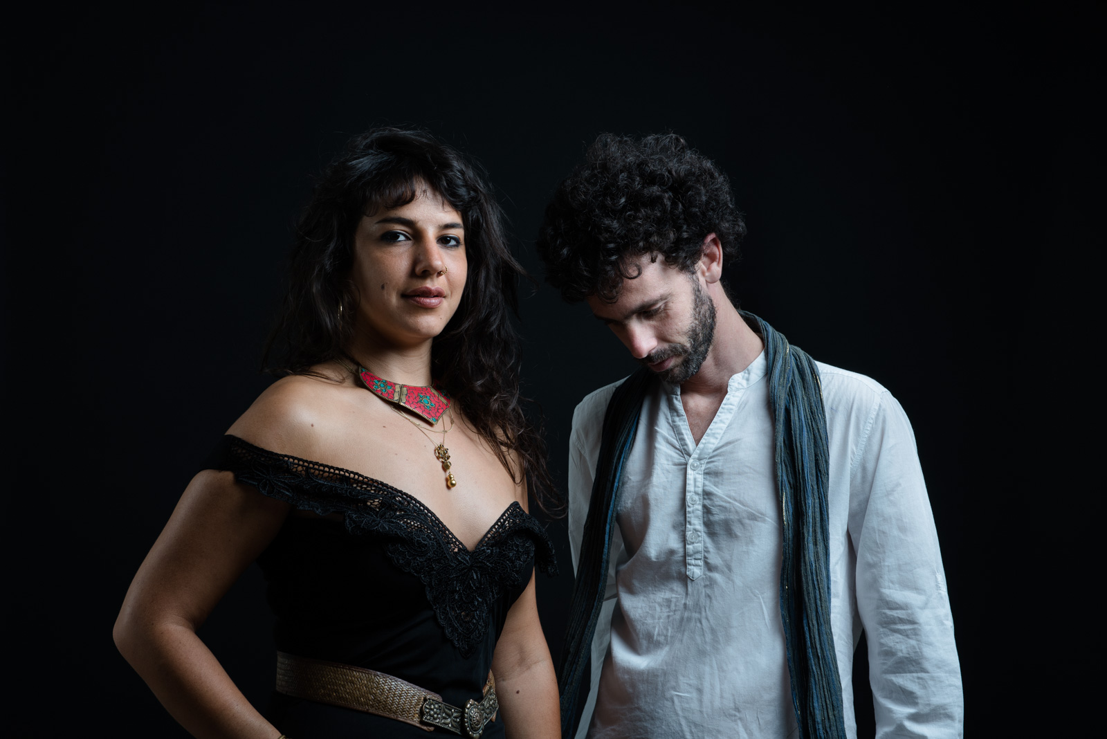 Ofer Ronen Tamar Bloch Duo Andalus 1 (2)