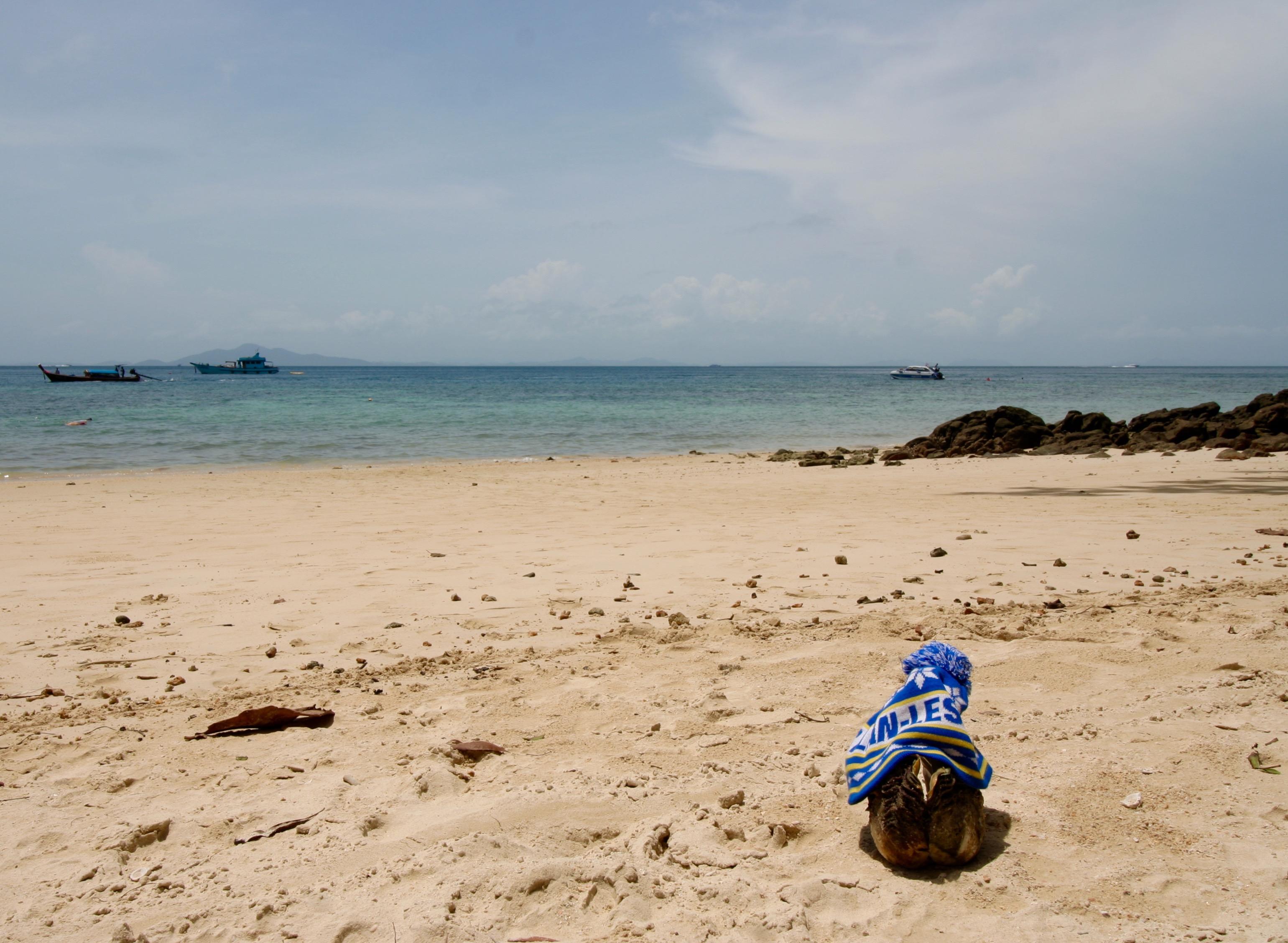 Le PLOnnet à Koh Phi Phi