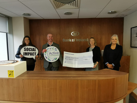 Community Foundation & Bank Of Ireland Together Fund helping Transform more lives through Adventure