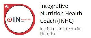 IIN Nutrition Health Coach.JPG