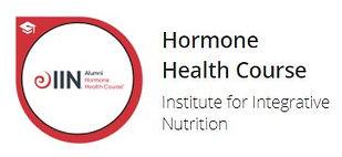 IIN Hormone Heatlh Course.JPG