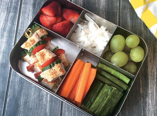 Not Another Annoyingly Healthy Lunchbox Post