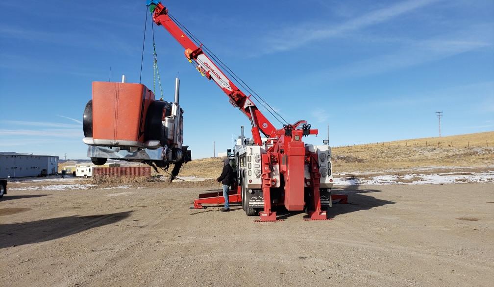 Rotator Lifting