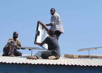Powering education in Zambia