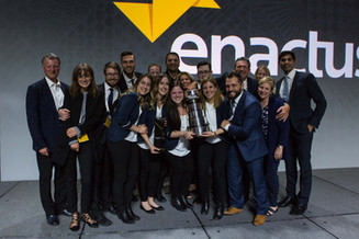 Enactus reps share their story in the wake of National Championship win