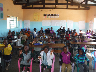 Students with Lambton Kent District School Board raised funds for education in Zambia