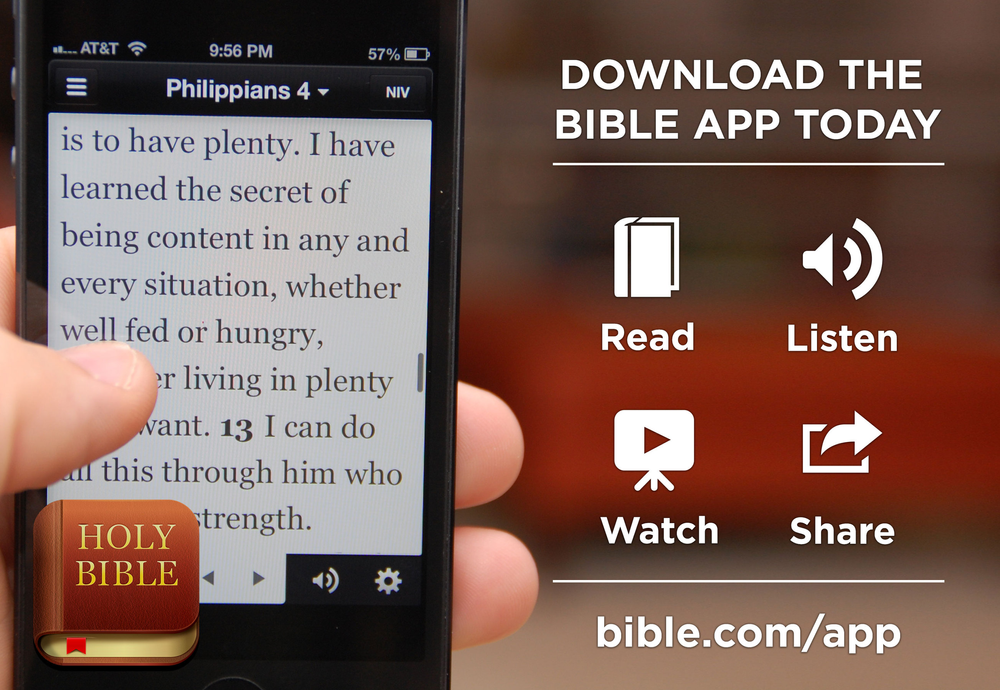 Read the Bible in One Year 15 minutes a day