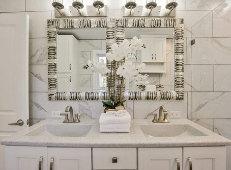 White Fluffy Towels and Other Things that Feel like Home