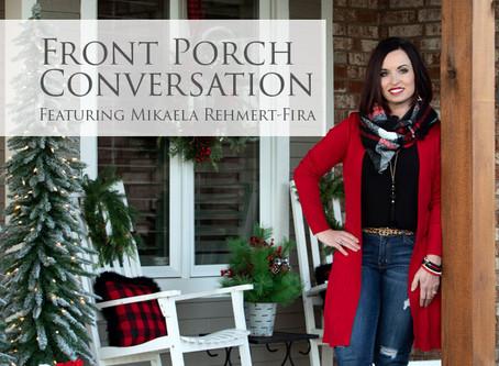 Front Porch Coversation