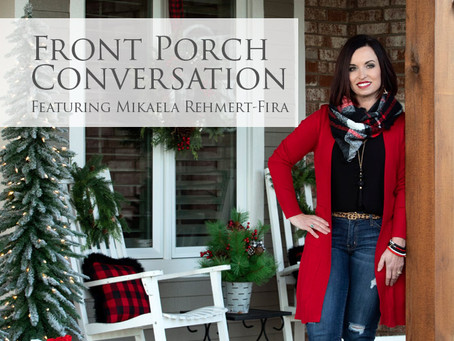 Front Porch Coversation