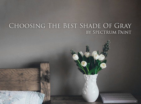 Choosing The Best Shade Of Gray