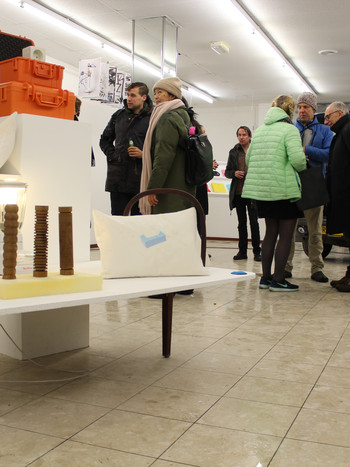 Objects & Display by Kitty Maria & Alban Karsten