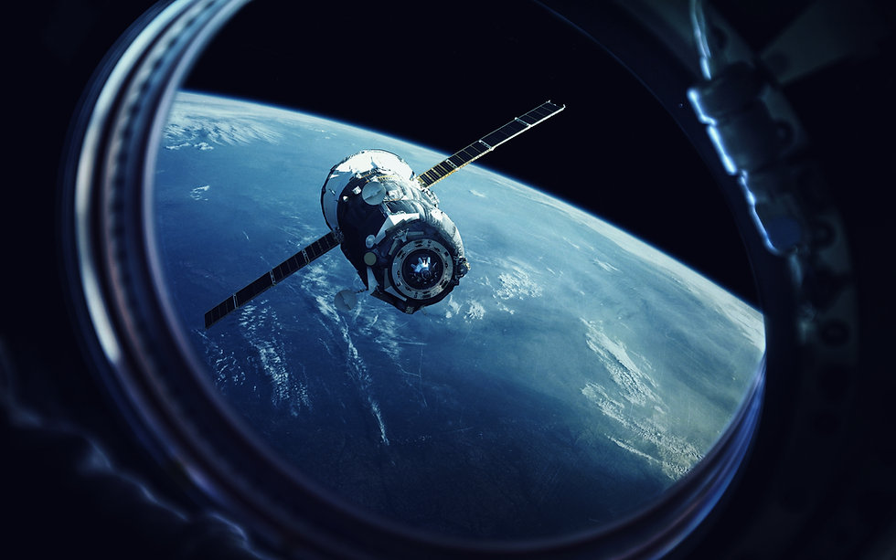 view-from-spaceship-porthole-earth-space