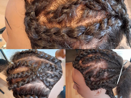 Gain New Skills  This Summer !!          Join our African Hair         Braiding and Weaving Classes!