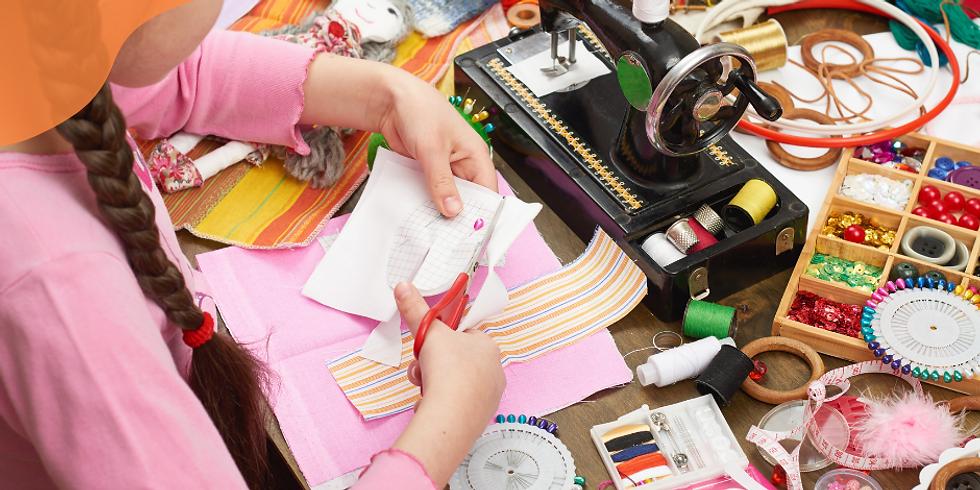 Youth Fashion/Garment Construction /Dressmaking and Pattern Cutting Workshop