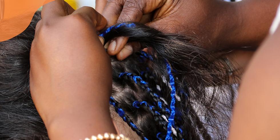 Hair Braiding and Weaving Course HENDON
