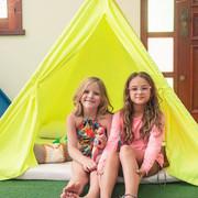 Cabana barraca tenda