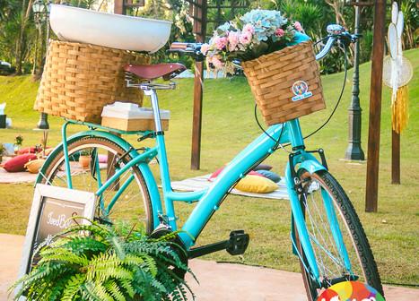 Food Bike Algodão Doce