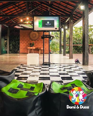 Área Games Domi & Duca @espacoshangrila