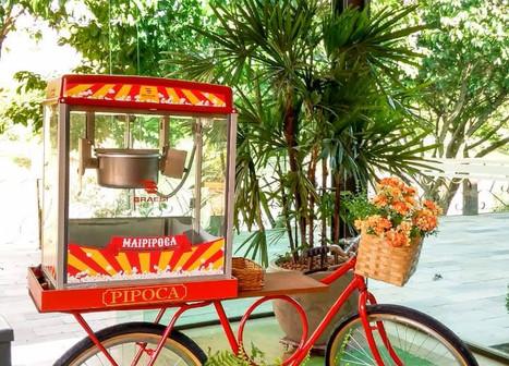 Food Bike Pipoca