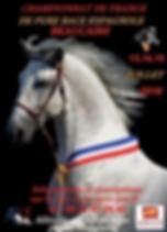 Affiche championnat beaucaire 2018