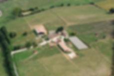 Domaine Du Rousset, vue Aérienne