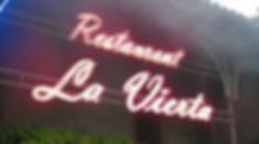Restaurant la Vierta