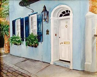 "L_schwartz_Blue House_Oil_20""x16"".jpg"