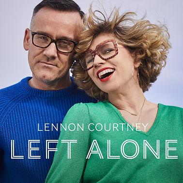 Lennon Courtney Left Alone podcast