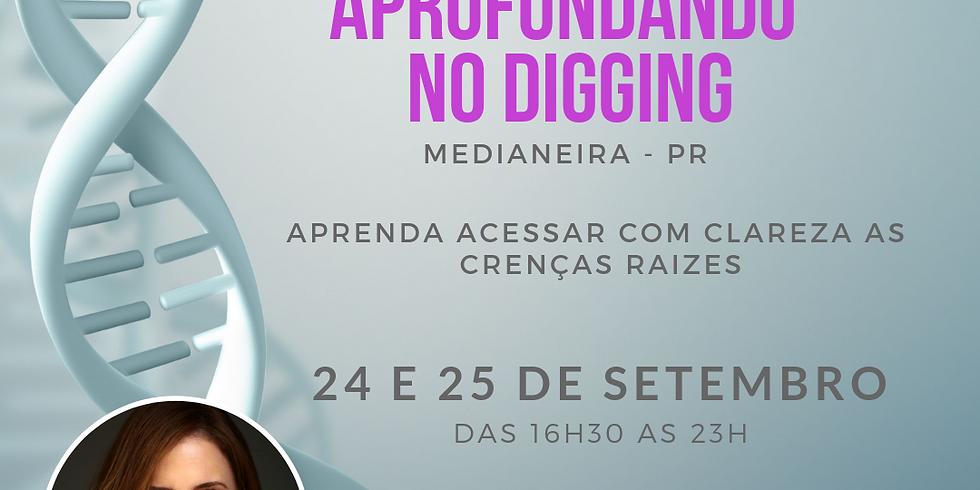 Thetahealing: Aprofundando no Digging - Medianeira