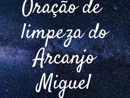ORAÇÃO DE LIMPEZA DE 21 DIAS DO ARCANJO MIGUEL
