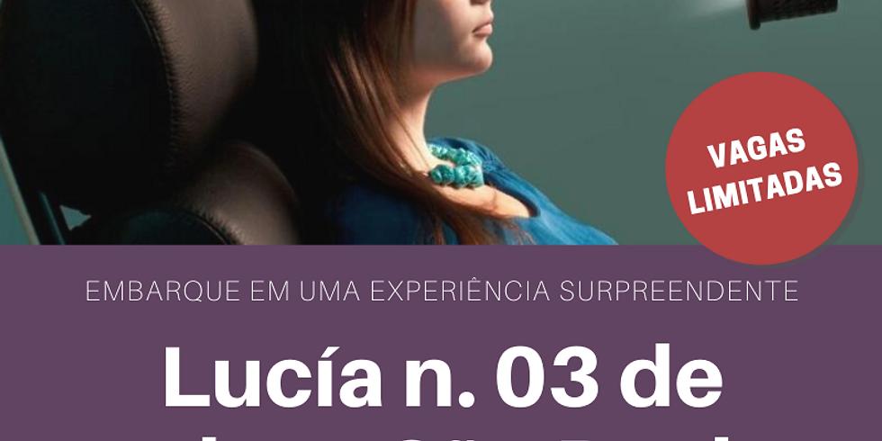 Sessões de Lucía n.03 em São Paulo