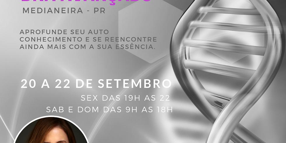 Thetahealing: DNA Avançado - Medianeira