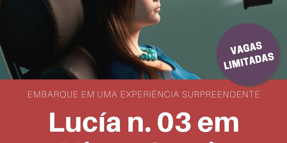 Sessões de Lucía n.03 em Minas Gerais