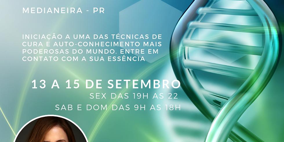 Thetahealing: DNA Básico - Medianeira
